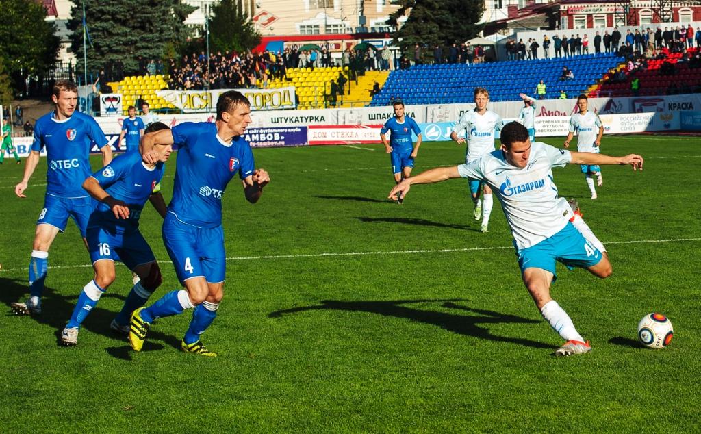 Календарь игр первенства россии по футболу фнл